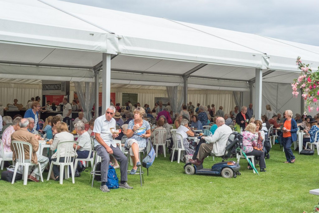 Southport Flower Show - Jenkinsons Caterers
