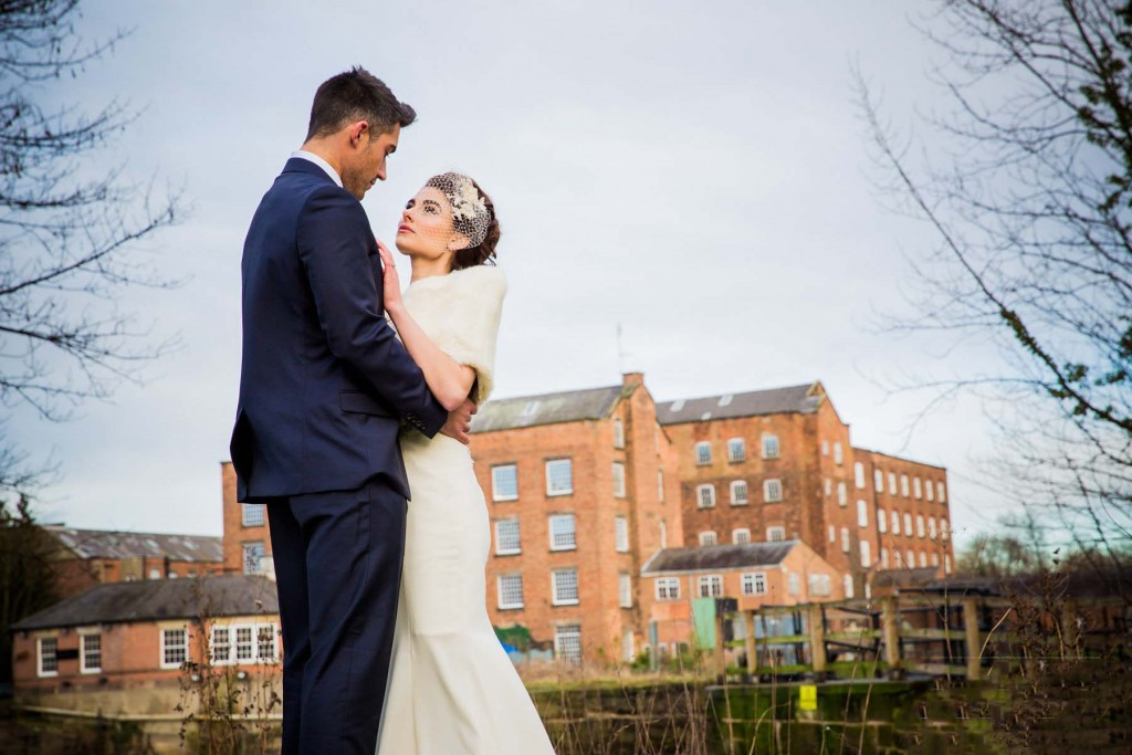 The West Mill weddings Jenkinsons caterers derbyshire