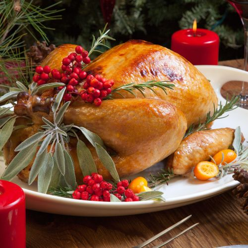 Let's Talk Turkey…. or Beef, or Chicken!