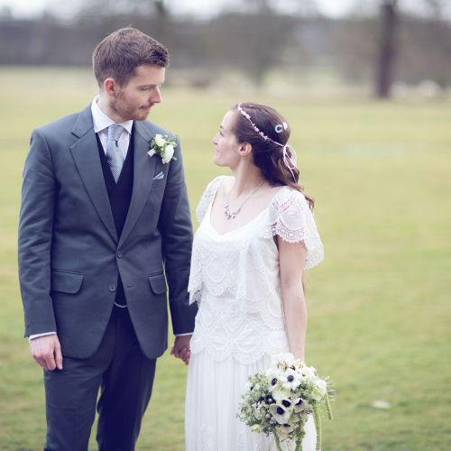 Laura & Stuart's Vegan Wedding